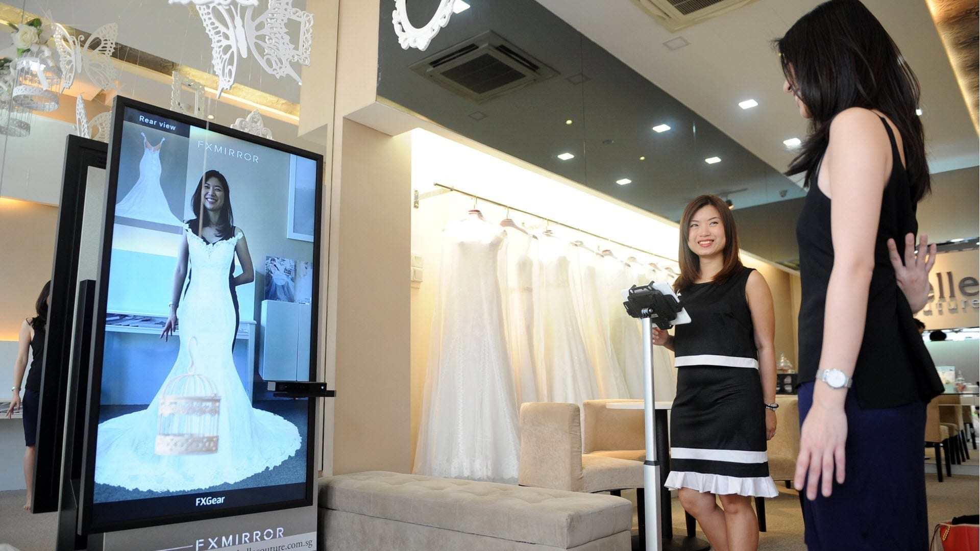 Virtual Fitting Room (VFR) Market to Make Notable Gains as Modern Fashion Technologies Pick up Pace in Emerging Economies
